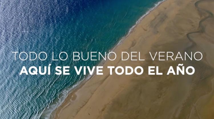"""Acción """"Bienvenido verano"""", Islas Canarias"""