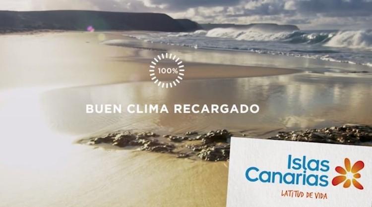 """Acción de marketing contextual en los debates de Atresmedia del """"buen clima"""" de las Islas Canarias"""