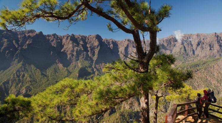 Caldera de Taburiente, La Palma, Islas Canarias