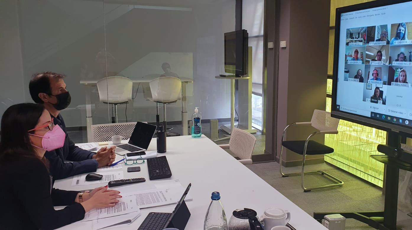 Consejo de Administración de la empresa pública Promotur Turismo de Canarias