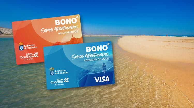 La activación de la lista de reserva de los bonos turísticos da entrada a 8.000 nuevos beneficiarios.