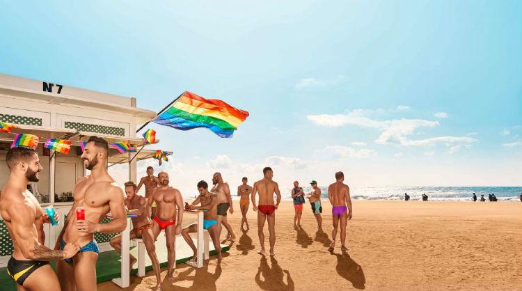 Serie fotográfica premium LGTB, Islas Canarias