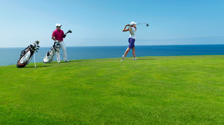 The golf industry is one of the main foundations for reviving tourism in the region