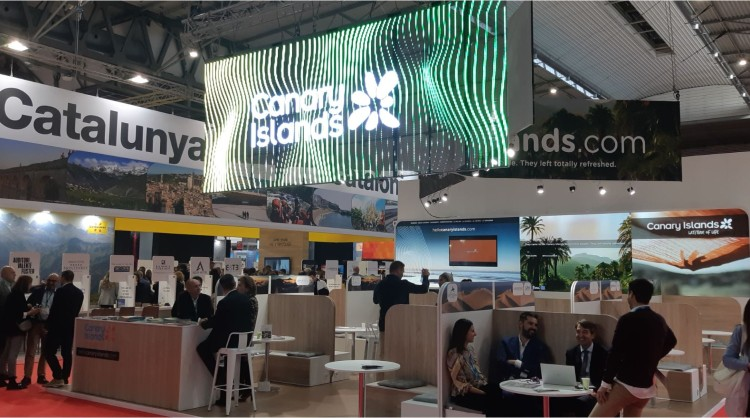 Islas Canarias acude a una nueva edición de IBTM WORLD en Barcelona