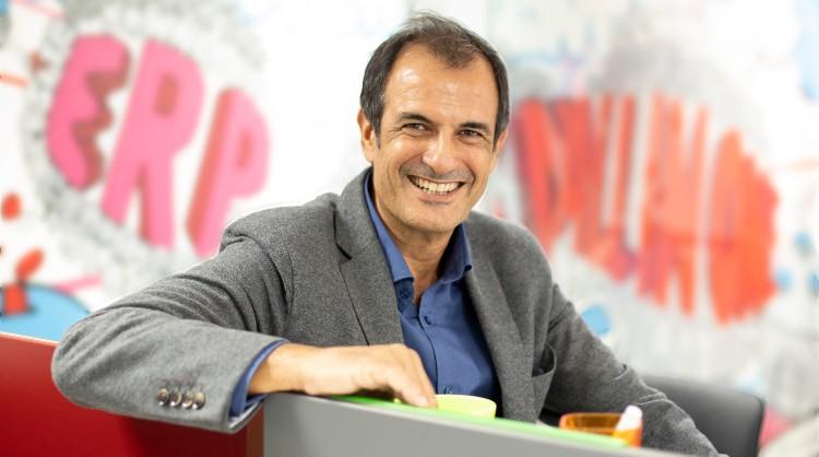 José Juan Lorenzo, director gerente de Turismo de Islas Canarias