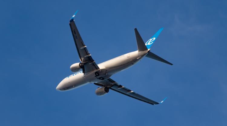 Incentivos de hasta 5 millones de euros para reforzar la recuperación de la conectividad aérea en Canarias.
