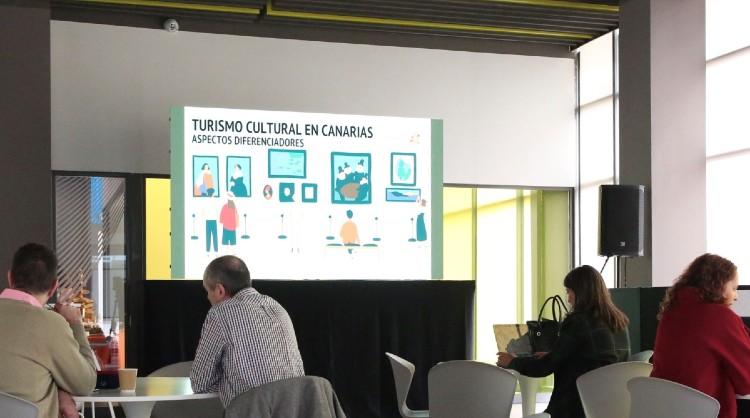 Presentación del «Estudio de reputación online del patrimonio cultural de Canarias»