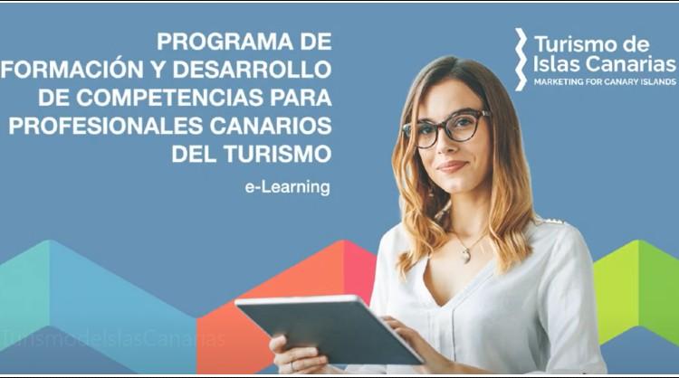 Nuevo programa e-learning destinado a profesionales del sector turístico canario puesto en marcha por Turismo de Islas Canarias
