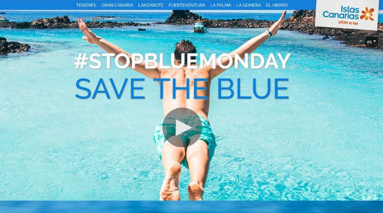 StopBlueMonday, Islas Canarias