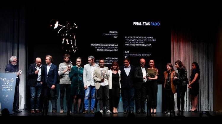 """La acción """"Momento Canarias"""" de la marca Islas Canarias recibe una Plata en los premios AMPE 2019"""