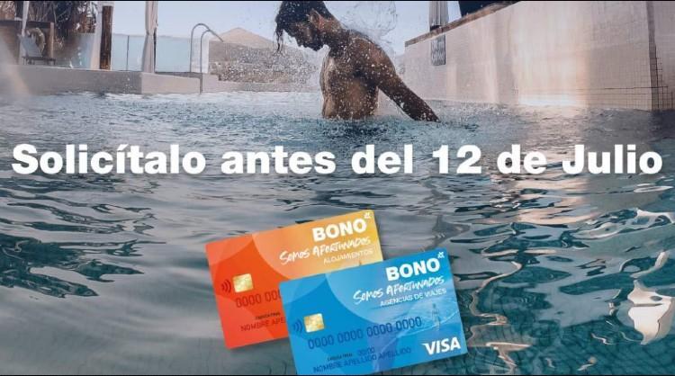Más de 70.000 residentes canarios se inscriben en menos de una semana para optar al Bono Somos Afortunados.