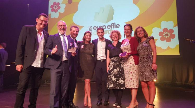 Canary Islands win an award for the efficiency of their communication strategy at Euro Effie 2018