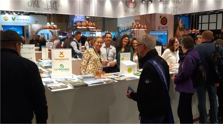 The Canary Islands attend Ferie For Alle 2020, the most important tourism fair in Denmark