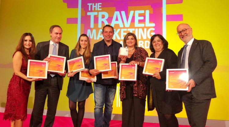 Awards won by the Canary Islands at 2019 The Travel Marketing Awards (TTMA) in London