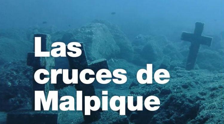 Las cruces de Malpique, La Palma, Islas Canarias