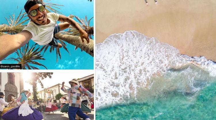 Fotografías ganadoras del concurso #fotocanaria2018, Islas Canarias