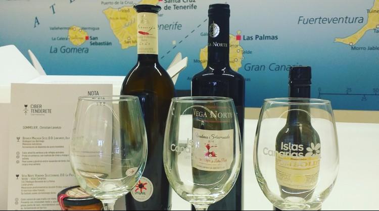 """Kit de productos para la cata virtual """"Ciber Tenderete"""", una acción de Islas Canarias destinada al turismo nacional"""