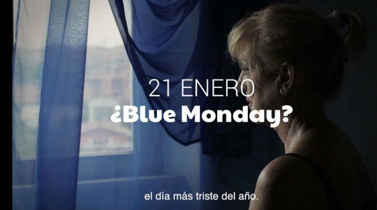 """Una de las imágenes del vídeo """"Stop Blue Monday y recuperemos el buen clima - #TRUEMONDAY"""", Islas Canarias"""