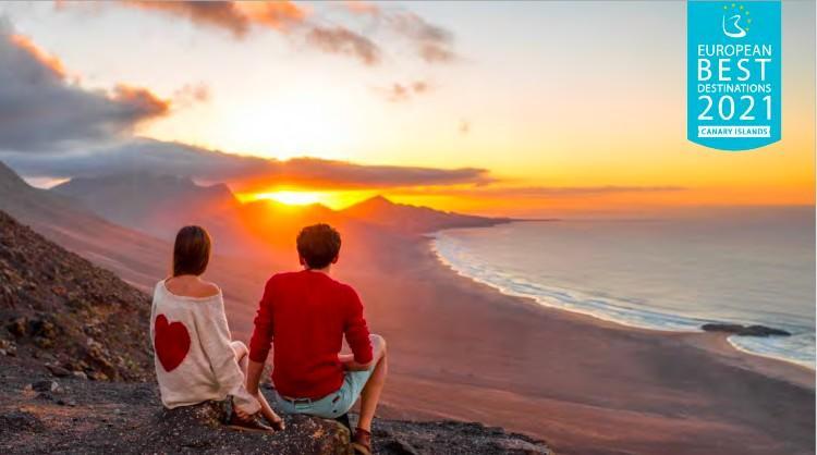 Las Islas Canarias, en el top 10 de European Best Destinations