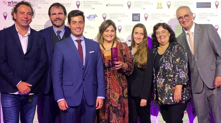 """The """"Not Winter Games"""" by the Canary Islands brand was given a Silver award at the International Travel & Tourism Awards (ITTA)"""