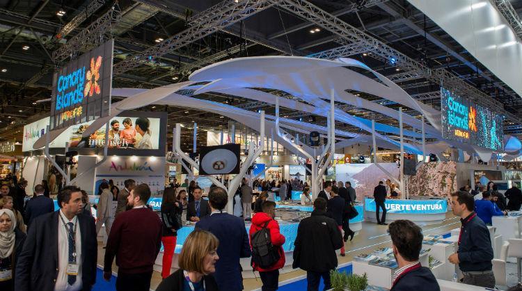 Nuevo stand de Islas Canarias en la World Travel Market 2018 de Londres