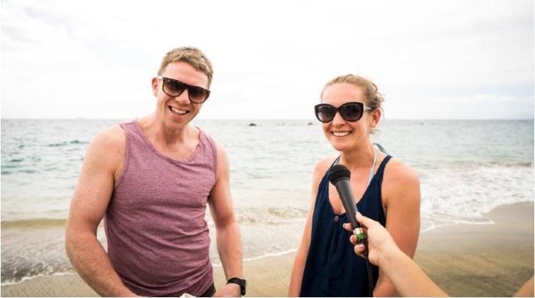 Testimonios positivos de turistas que disfrutan de sus vacaciones en las Islas Canarias