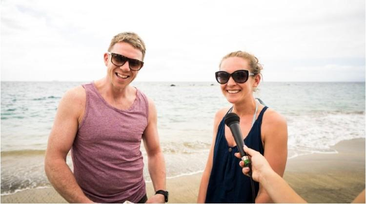 Positive testimonies by tourists enjoying their holidays in the Canary Islands