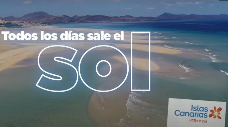 """Campaña """"Todos los días sale el sol"""" de Islas Canarias dirigida al turismo nacional"""