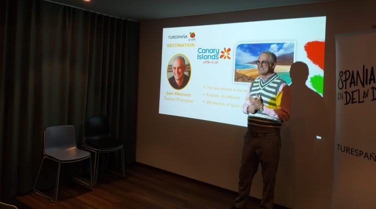 Encuentro profesional en Reikiavik con agencias de viajes, touroperadores y prensa islandesa. Islas Canarias